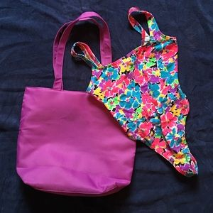 Other - 80's Inspired Thong Leotard
